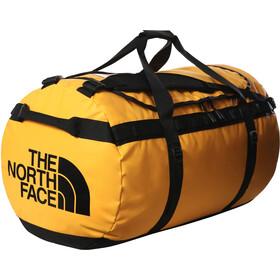 The North Face Base Camp Duffel Bag XL, amarillo/negro